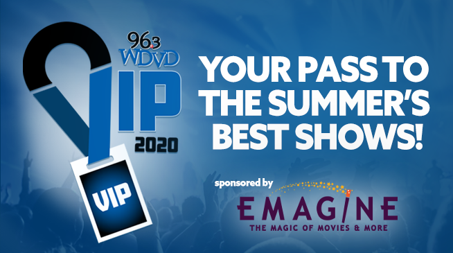 Become the WDVD VIP!