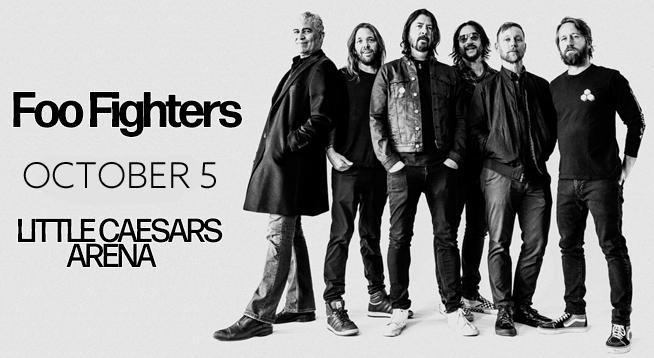 Foo Fighters ~ RESCHEDULED to October 5, 2020