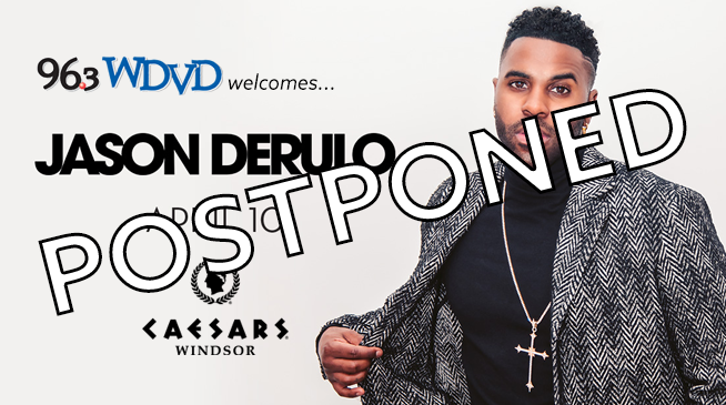 Jason Derulo ~ April 10, 2020