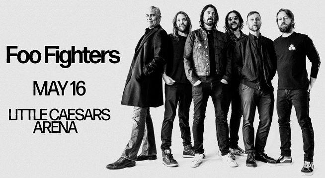 Foo Fighters ~ May 16, 2020