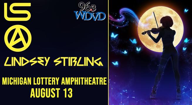 Lindsey Stirling ~ August 13, 2020