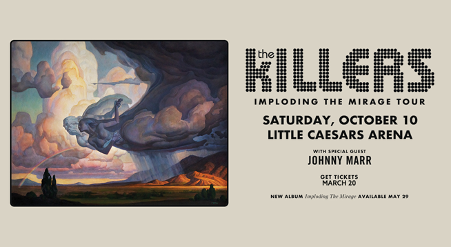 The Killers ~ October 10, 2020
