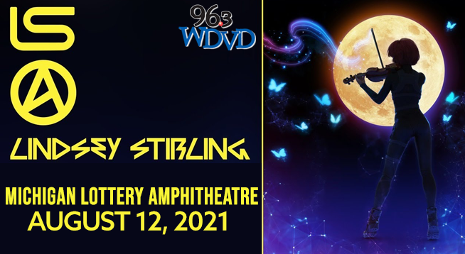 Lindsey Stirling ~ RESCHEDULED to August 12, 2021