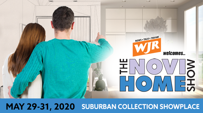 The Novi Home & Garden Show ~ RESCHEDULED to May 29-31, 2020