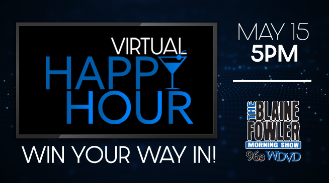Virtual Happy Hour!