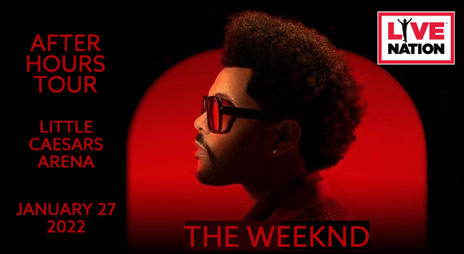 The Weeknd ~ January 27, 2022