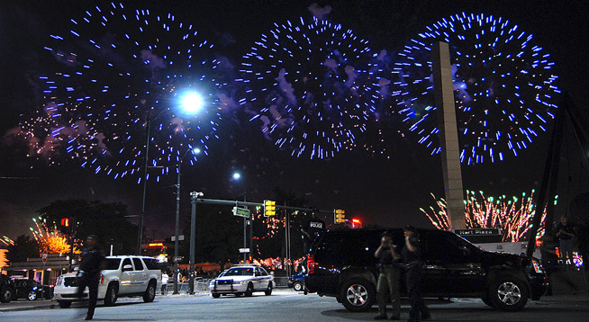 Ford Fireworks Limited to Virtual-Only Viewing Again for 2021