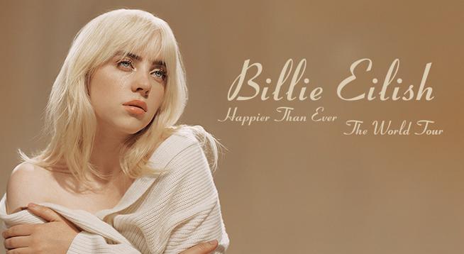 Billie Eilish ~ March 12, 2022