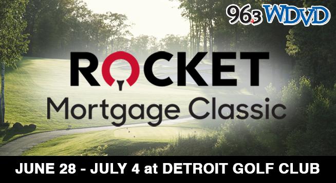 Rocket Mortgage Classic ~ June 28 – July 4, 2021