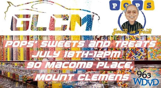 GLCM 3rd Sunday Funday Car Event ~ July 18, 2021