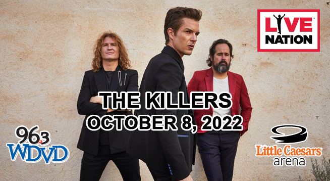 The Killers ~ October 8, 2022