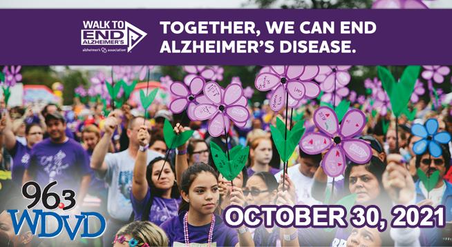 2021 Detroit Walk to End Alzheimer's ~ October 30, 2021
