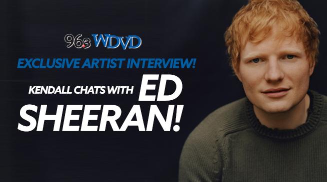 Kendall Chats with Ed Sheeran!