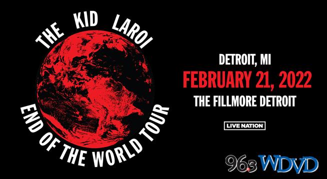 THE KID LAROI ~ FEBRUARY 21, 2022