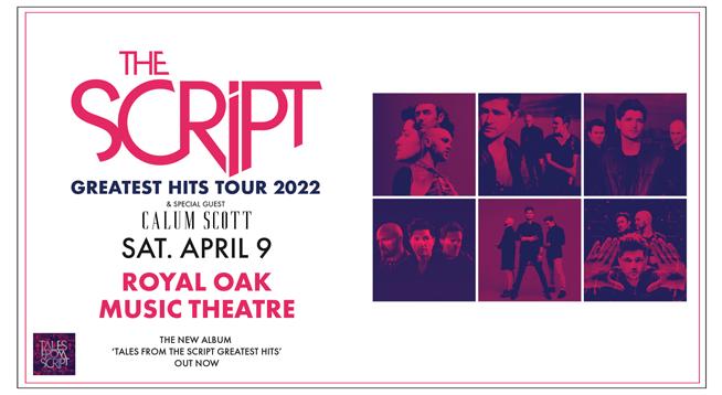 THE SCRIPT   APRIL 9, 2022