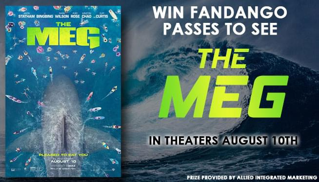 Win Fandango Passes to See 'The MEG'!