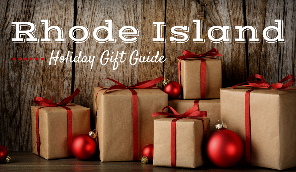 Rhode Island Holiday Gift Guide