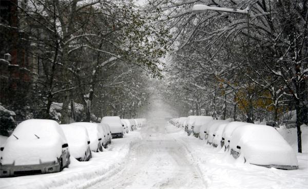 Photos & Video: Winter Storm Juno in Rhode Island