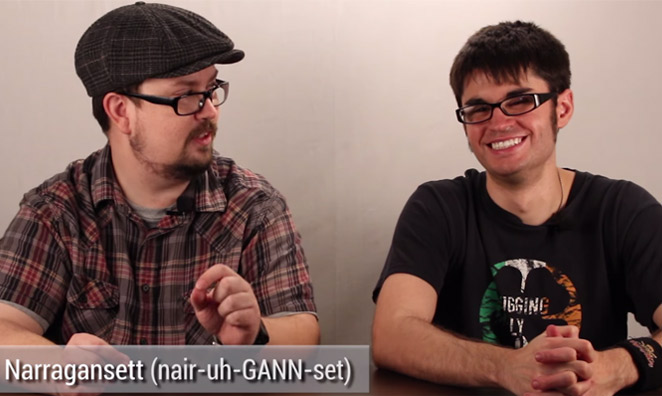 VIDEO: Californians Try (& Fail) to Pronounce Rhode Island Names