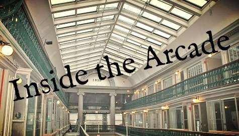 PHOTOS: Inside Providence's newly renovated Arcade