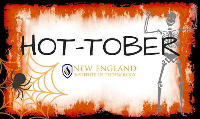 Hot 106 & New England Institute of Technology Present: HOT-TOBER