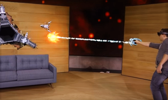Whoa, Have You Seen HoloLens Yet?