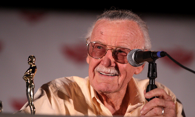 Comic Book Legend Stan Lee Announced for RI Comic Con (and many more)