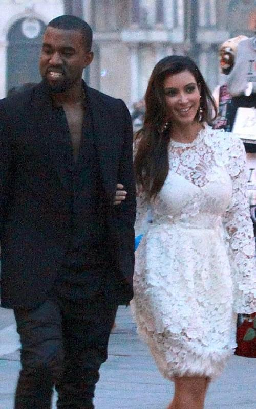 Keeping up with Wests- Is baby #4 on the Way?