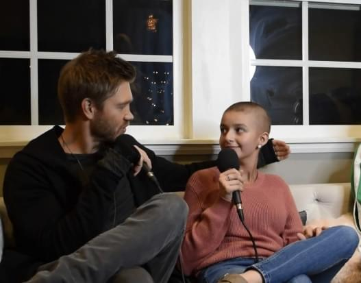 RI Teen Gets a Surprise Visit By Chad Michael Murray