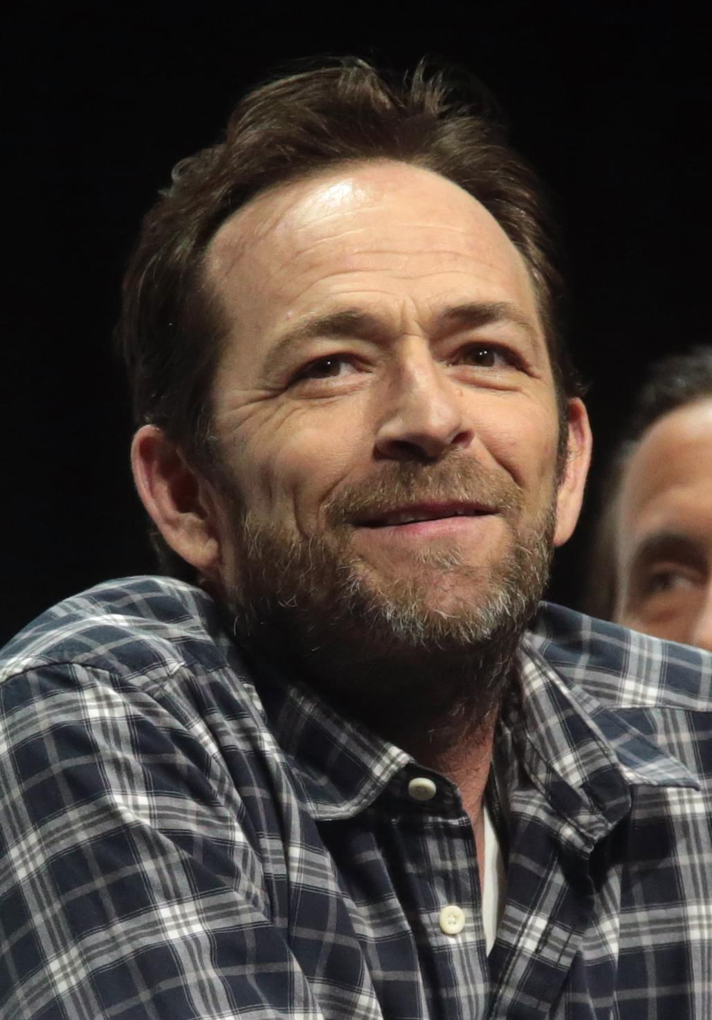 RIP:  Luke Perry Dead at 52