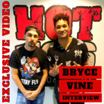 Bryce Vine Stops In To Hot 106