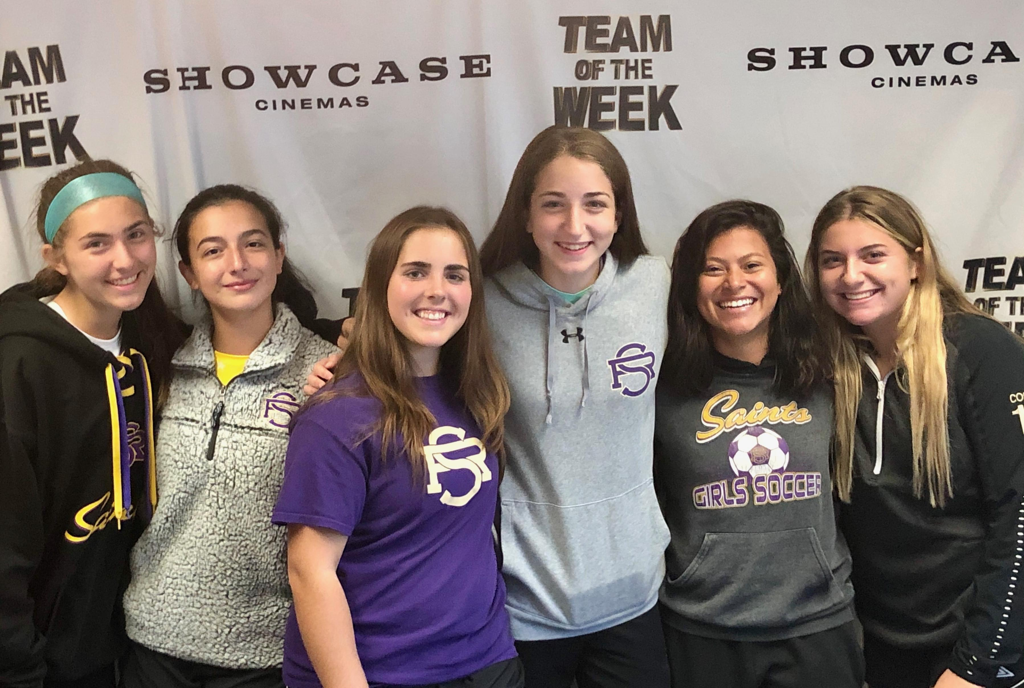 St. Raphael Academy Girls Soccer