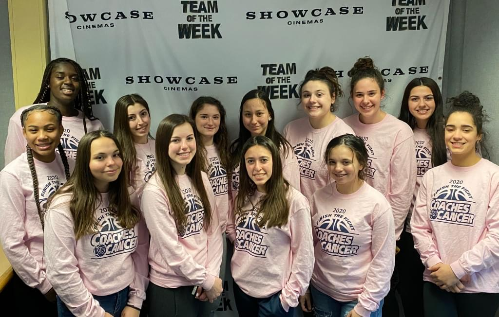 Showcase Cinemas High School Team of the Week!