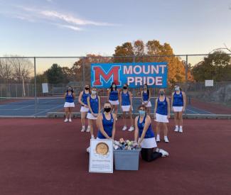 MOUNT GIRLS TENNIS
