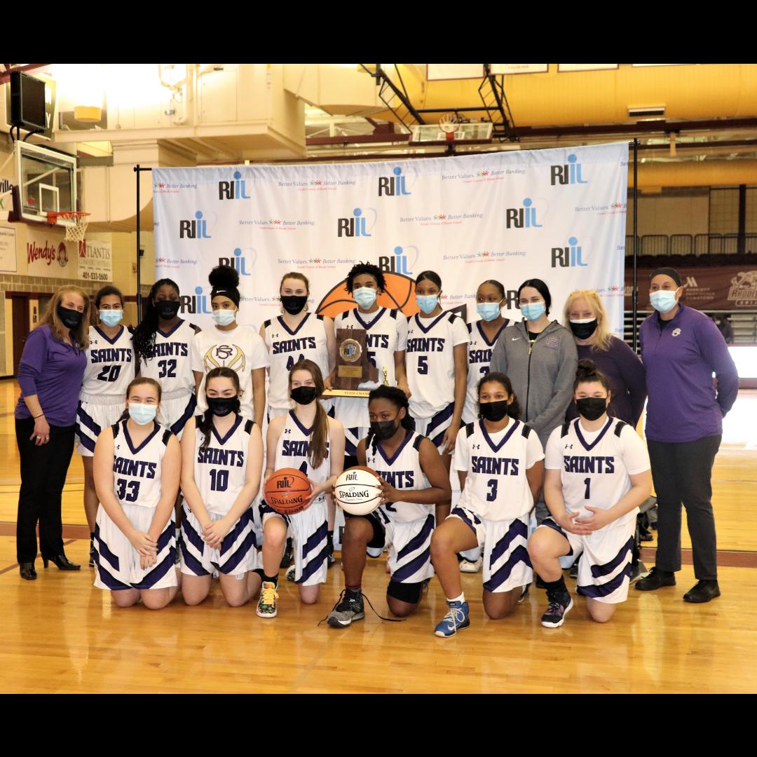 St. Raphael Academy Girls Basketball