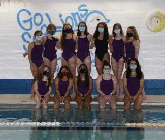 Classical Girls Swim Team