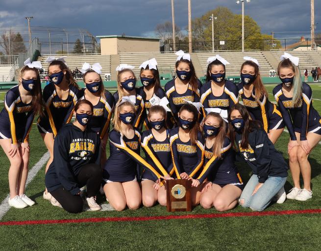 Barrington High School Cheerleading