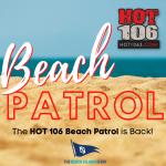 HOT 106 Beach Patrol 2021