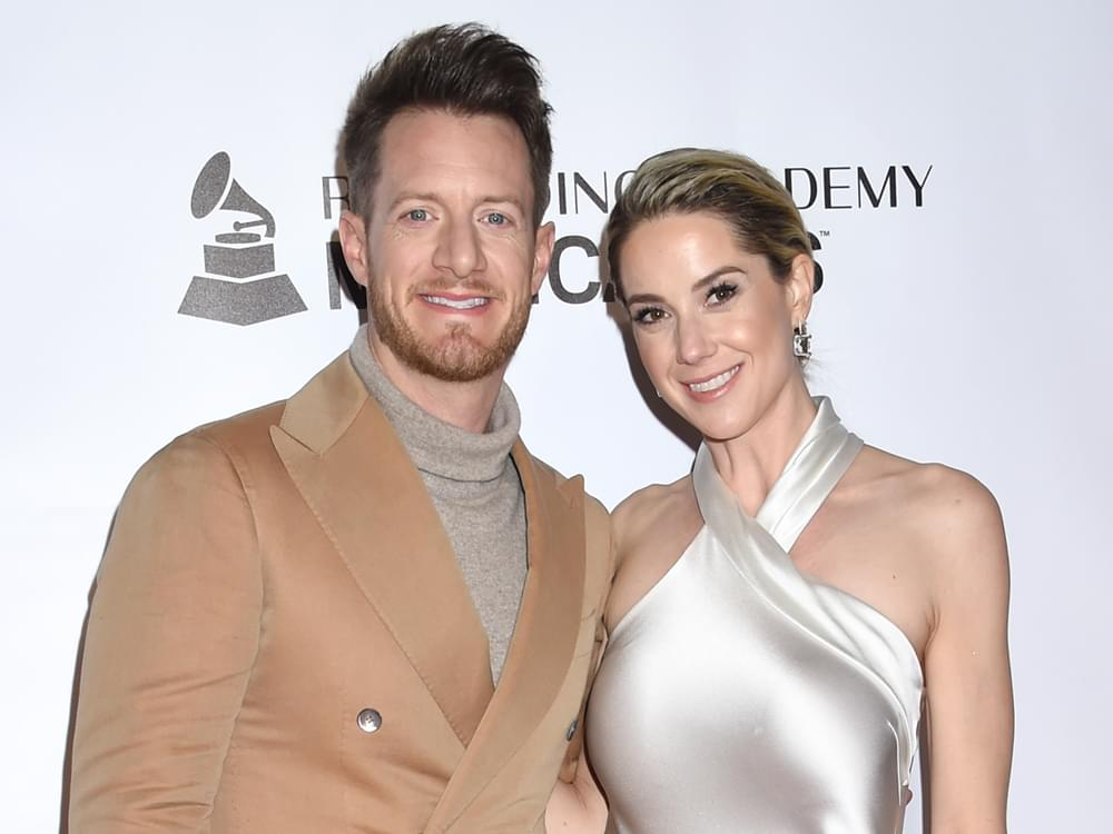 Florida Georgia Line's Tyler Hubbard & Wife Hayley Expecting 3rd Child