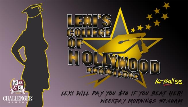 Lexi's College of Hollywood Knowledge