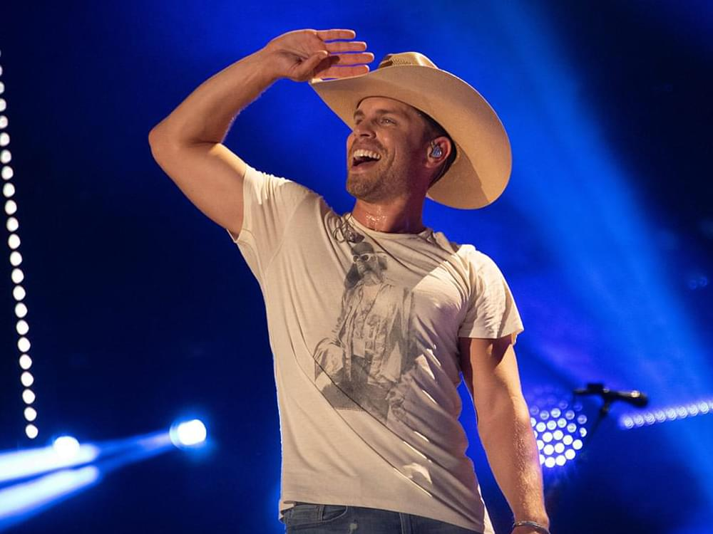 Dustin Lynch to Host Westwood One's Memorial Day Weekend Special