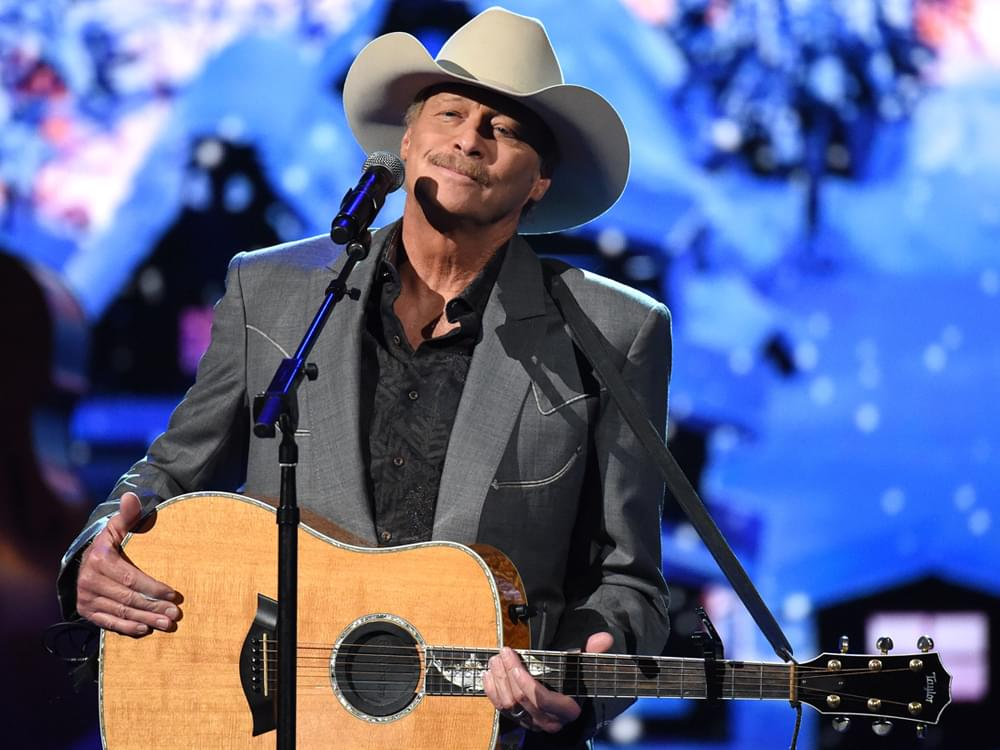"""Alan Jackson Announces 2 """"Small Town Drive-In"""" Concerts in June"""
