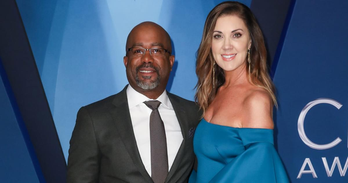 Darius Rucker & Wife Beth Announce Split After Almost 20 Years of Marriage