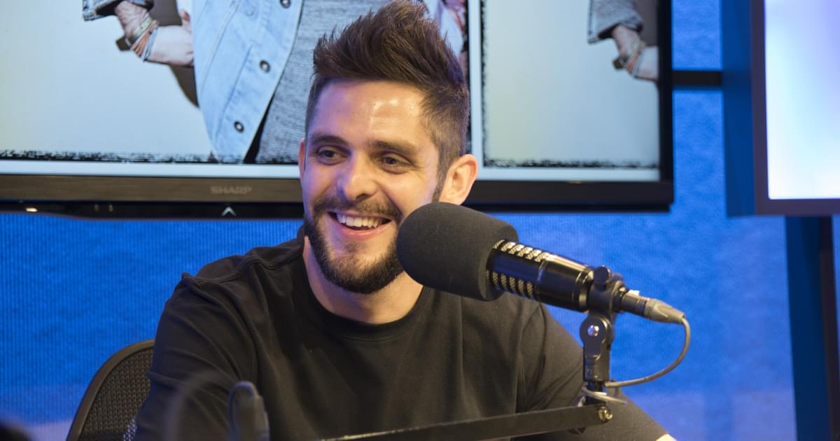 Thomas Rhett & Big Machine Surprise MusiCares With $100,000 Donation for COVID-19 Relief Fund