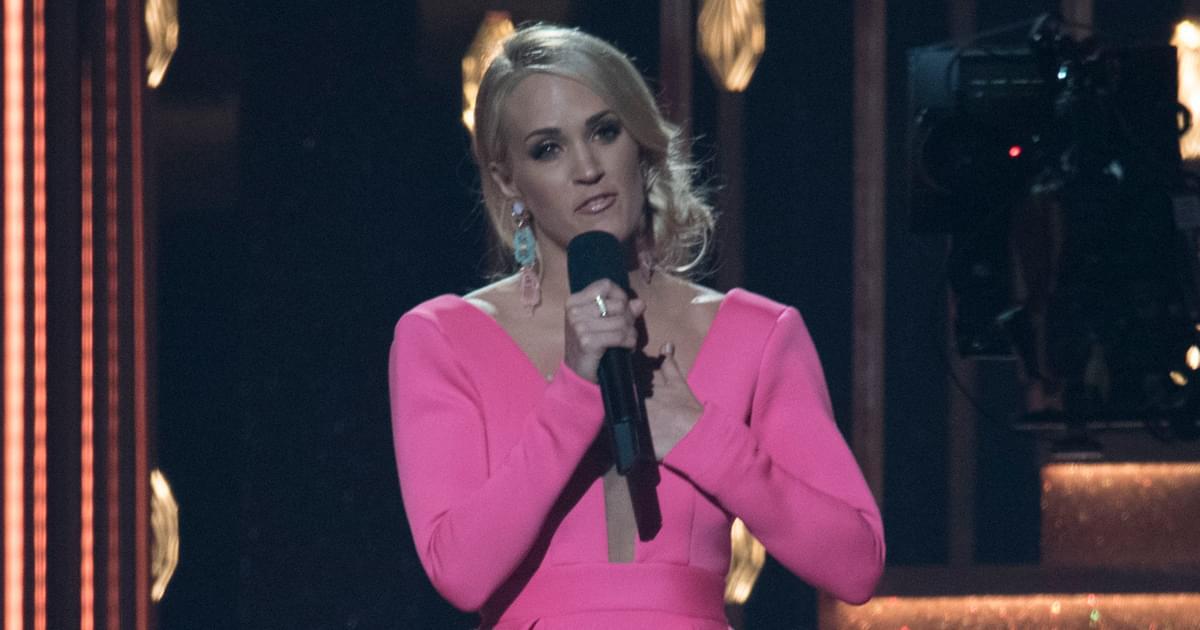 "Listen to Carrie Underwood's Serene Rendition of ""Silent Night"""