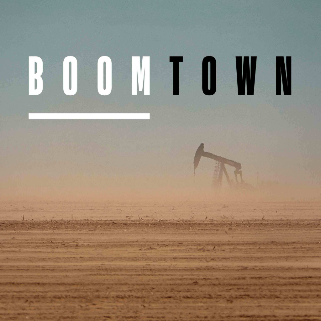 Boomtown In a rugged corner of West Texas, billionaire wildcatters and roughnecks are fueling an oil boom so big it's reshaping our climate, our economy, and our geopolitics. This modern-day gold rush has sent both big oil companies and scrappy start-ups scrambling to secure a piece of the action.