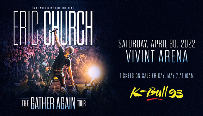 Eric Church – Vivint Arena April 30th 2022