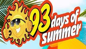 93 DAYS OF SUMMER