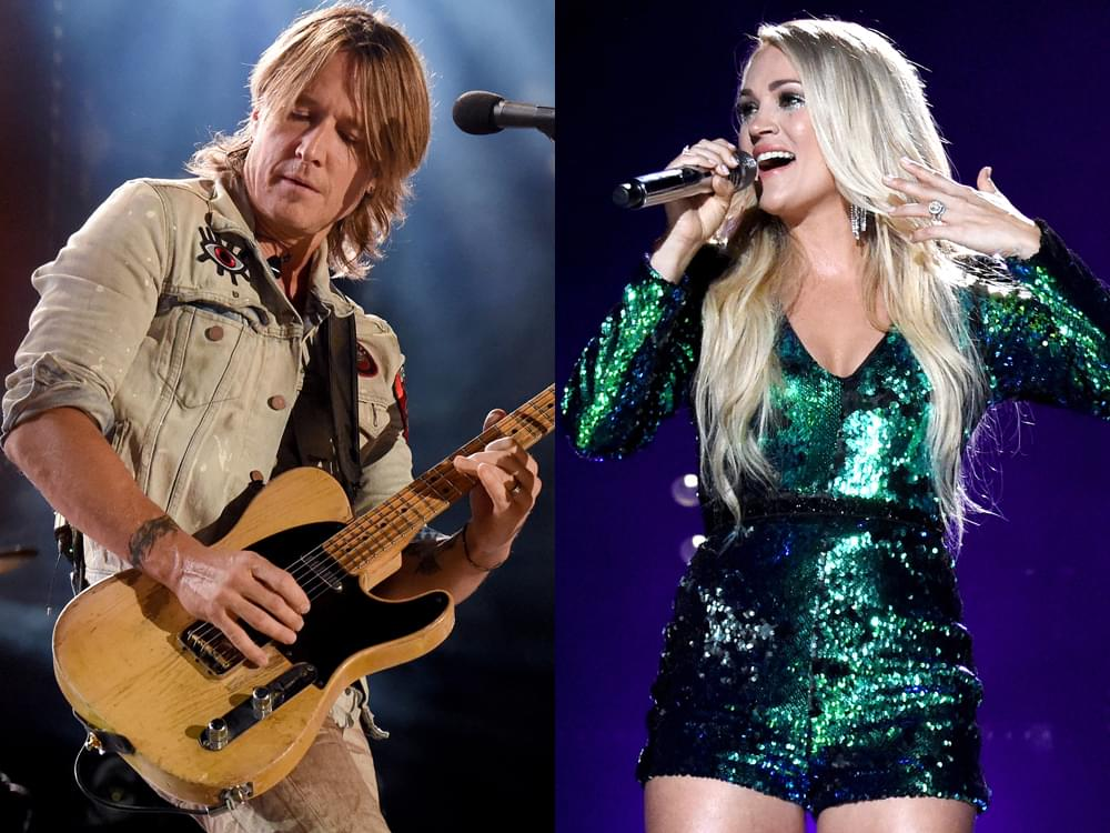 Country Stars React to Their CMA Awards Nominations, Including Carrie Underwood, Keith Urban, Luke Combs, Maren Morris & More
