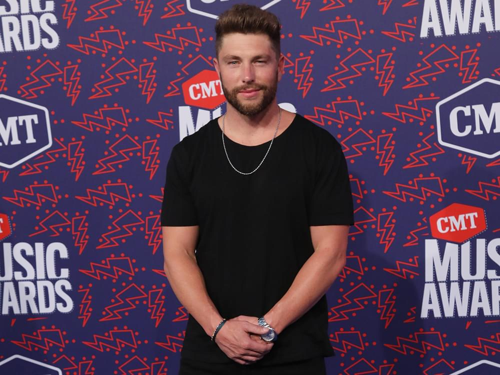 "Chris Lane Scores 2nd No. 1 Single With ""I Don't Know About You"""